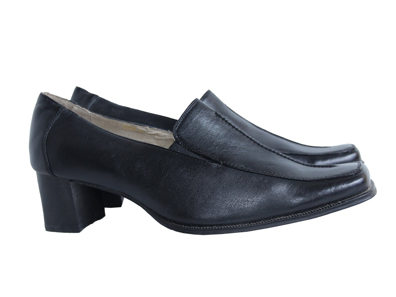 Женские кожаные туфли ZONE 40 размер