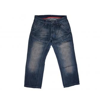 Мужские широкие джинсы FAT FACE W 34 L 32