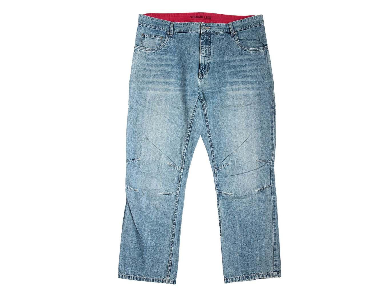 Мужские джинсы большого размера ANGELO LITRICO W 40