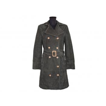 Женское вельветовое пальто весна осень H&M DIVIDED, М