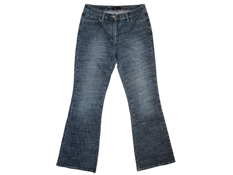 Женские недорогие джинсы клеш NEXT, М