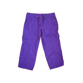 Женские фиолетовые бриджи CHEROKEE