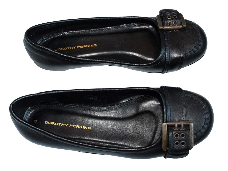 Балетки женские кожаные DOROTHY PERKINS 35 размер