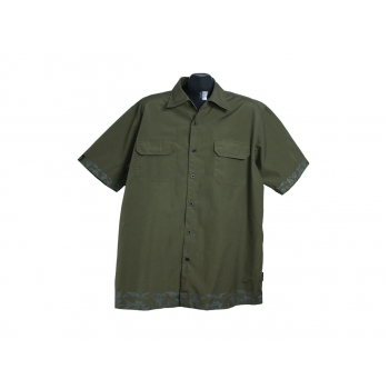 Мужская зеленая рубашка BLEND, XL