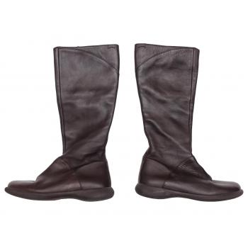 Женские кожаные сапоги CAMPER 36 размер