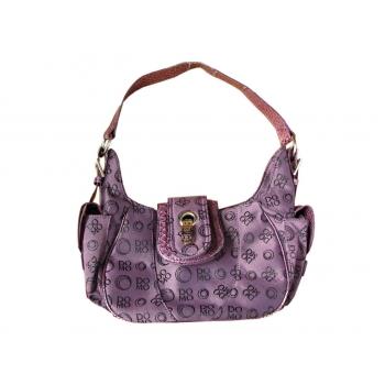 Женская сиреневая сумка DOMO