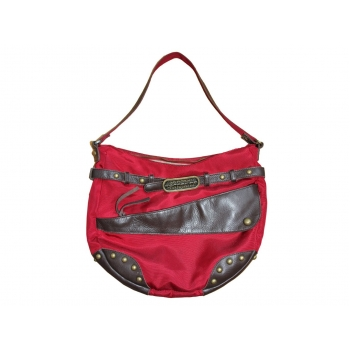 Женская красная сумка FORNARINA
