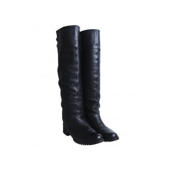 Сапоги женские кожаные 37 размер