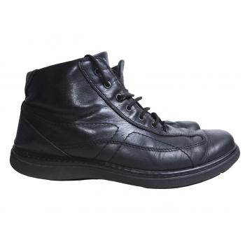 Мужские кожаные ботинки 43 размер