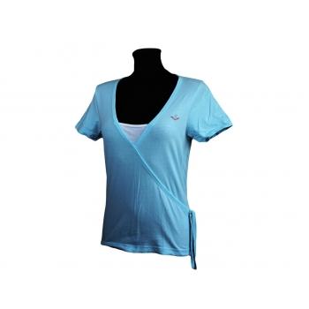 Футболка женская голубая ESPRIT, S