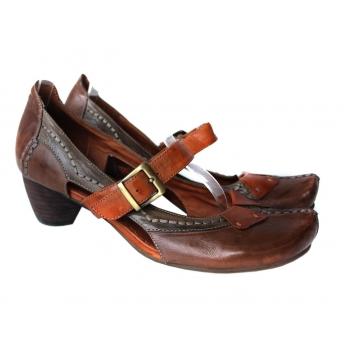 Босоножки женские кожаные TAMARIS 37 размер
