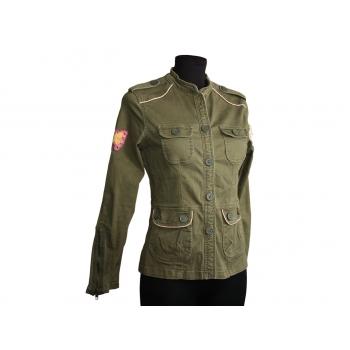 Детская зеленая куртка H&M DUBSTER для девочки 12-15 лет