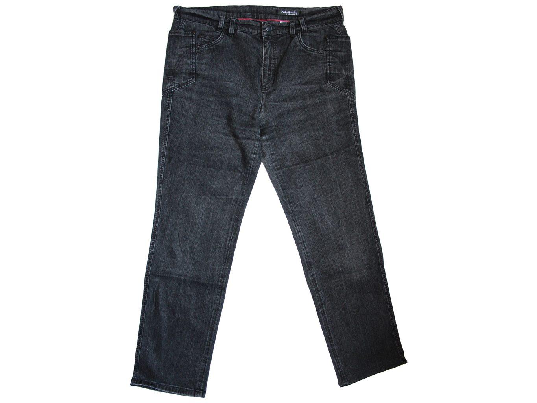 Женские серые джинсы BETTY BARCLAY, L