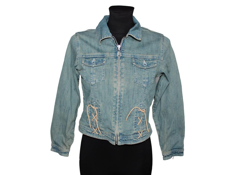 Детская джинсовая куртка NEXT для девочки 9-12 лет