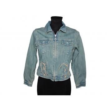 Детская джинсовая куртка NEXT для девочки 11-14 лет