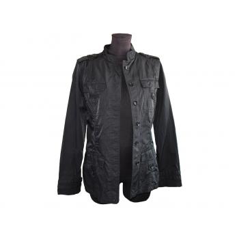 Женская черная куртка WAREHOUSE, S