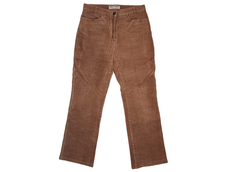 Женские коричневые вельветовые брюки BRAX