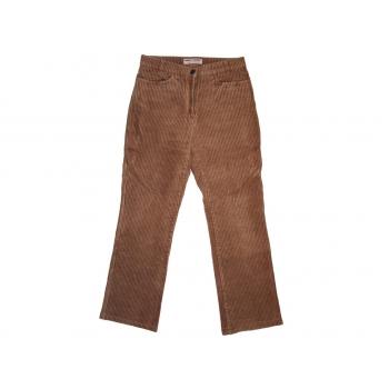 Женские коричневые вельветовые брюки BRAX, S