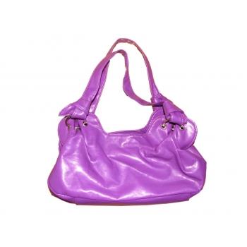 Женская сиреневая сумочка