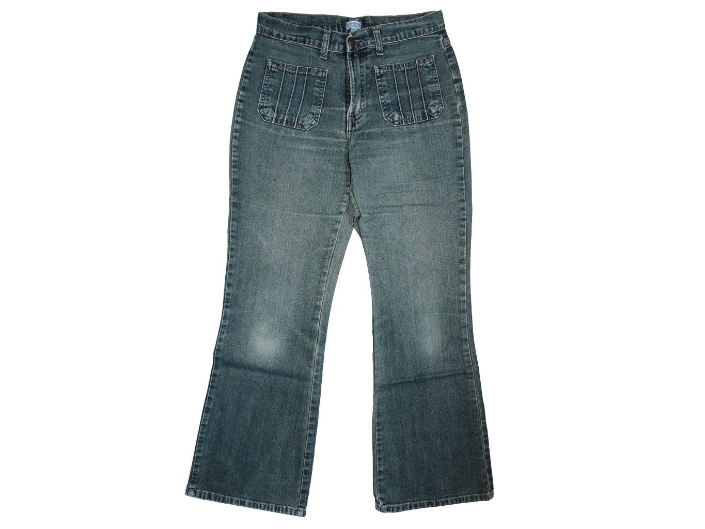 Женские джинсы клеш ETAM, S