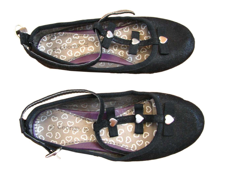 Для девочки 3-5 лет туфли GEORGE
