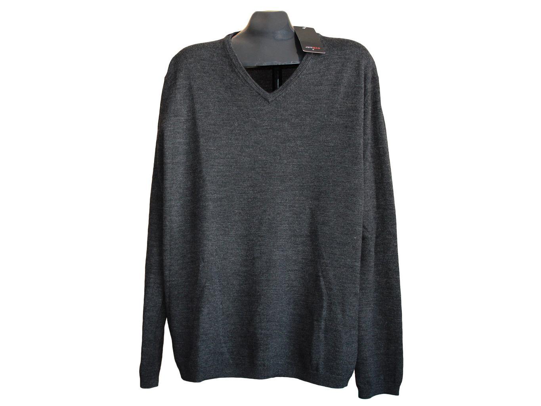 Мужской шерстяной пуловер JEFF & CO, 3XL