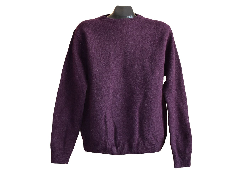 Мужской шерстяной свитер HUTSON HARBOUR, М