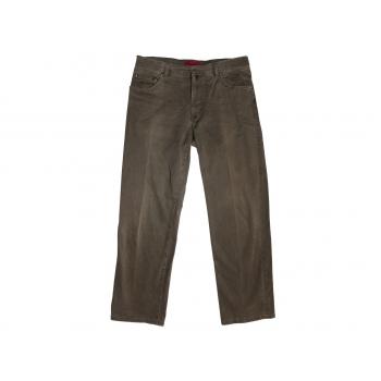 Мужские джинсы болотного цвета PIERRE CARDIN W 36
