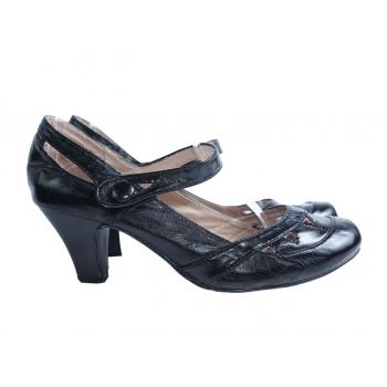 Женские кожаные туфли SALT&PEPPER 37 размер