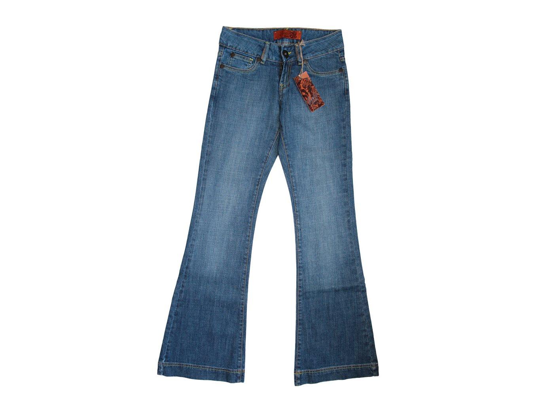 Женские джинсы клеш JOELLE DENIM