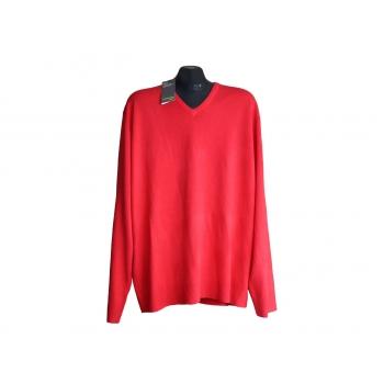 Пуловер мужской красный MARKS & SPENCER BLUE HARBOUR, XXL