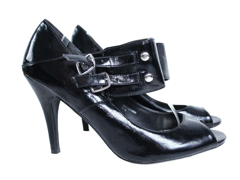 Женские лаковые туфли GEORGE 38 размер