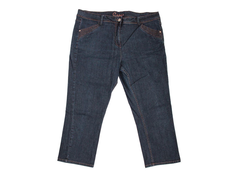 Женские джинсовые бриджи CROP, XXXL