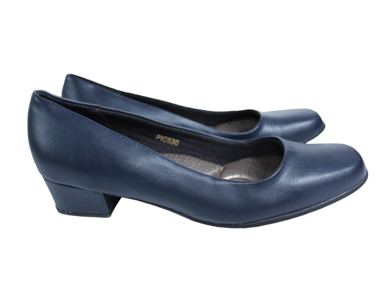 Женские кожаные туфли PAVERS COMFORT 37 размер