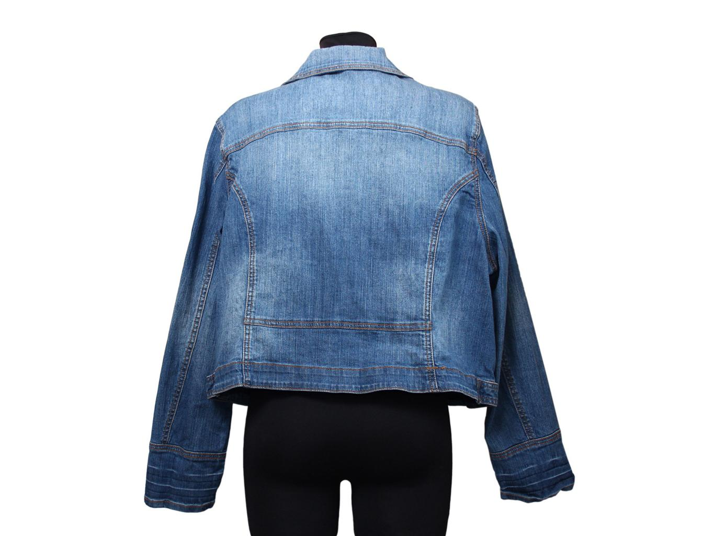 0e3b60087 Женская джинсовая куртка косуха, XL, РАСПРОДАЖА КУРТОК, цена до 499 ...