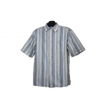 Мужская льняная рубашка REDWOOD, L