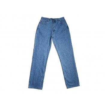 Джинсы голубые мужские LOOSE FIT NEXT W 32 L 36