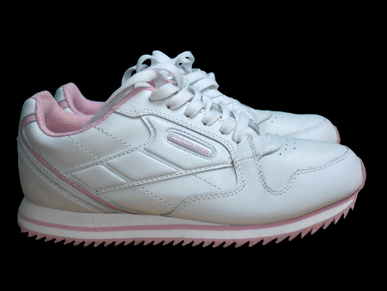 Женские белые кроссовки DIADORA 37 размер