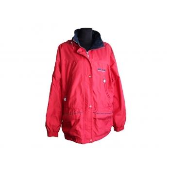 Женская красная спортивная куртка SAIL&SKI
