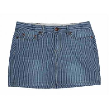 Женская джинсовая мини юбка L.O.G.G. by H&M, S