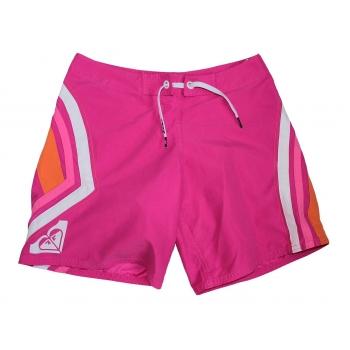 Детские розовые шорты ROXY для девочки 11-14 лет