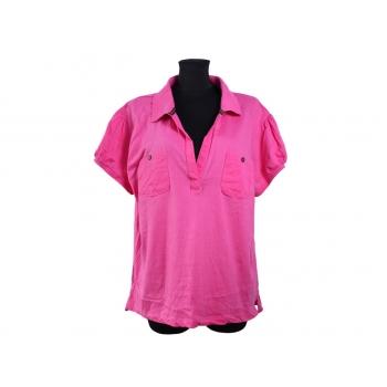 Женская розовая блузка на большой бюст U.S. POLO ASSN, XXXL