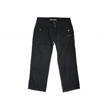Женские черные стильные брюки BENCH