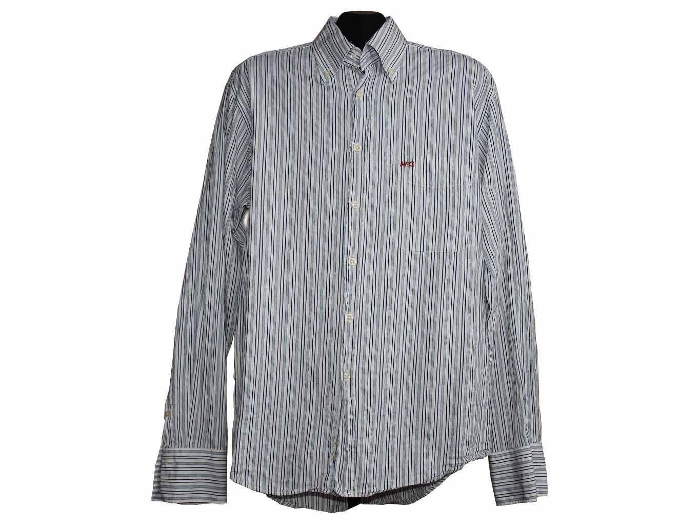 Мужская рубашка в полоску McGREGOR, L