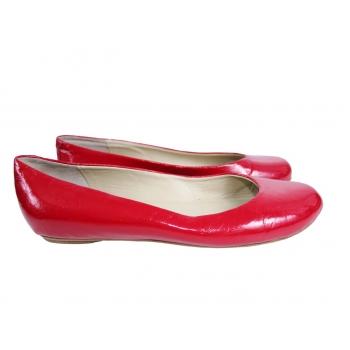 Женские красные балетки FAITH 37 размер