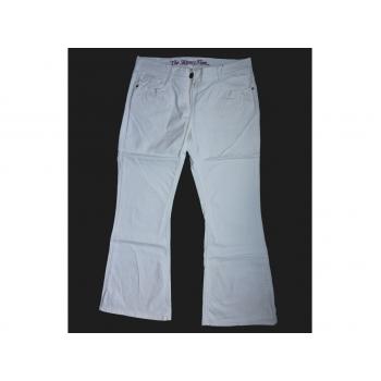 Женские белые джинсы клеш NEXT SKINNY FLARE