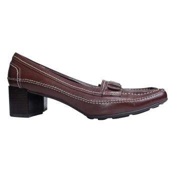 Женские кожаные туфли NICKELS 38 размер