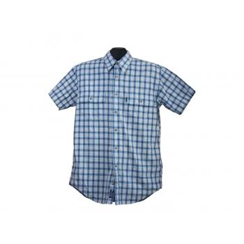 Мужская рубашка в клетку SPRINGFIELD JEANS, L