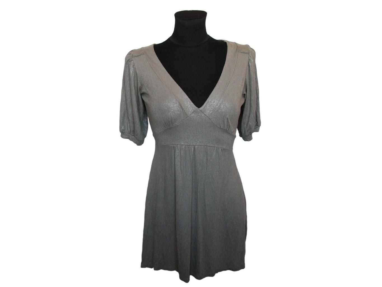 Женское платье с глубоким вырезом декольте OASIS, XXS