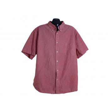 Мужская красная рубашка ST.JOHN`S BAY